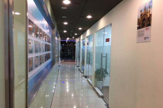 杭州精锐西湖区-三墩新天地学习中心
